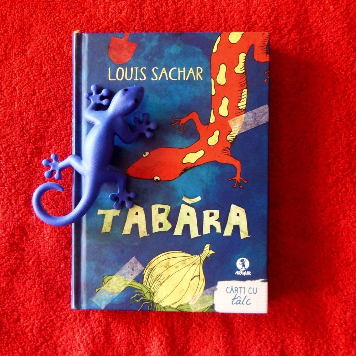 "Recenzie: ""Tabăra"" de Louis Sachar"