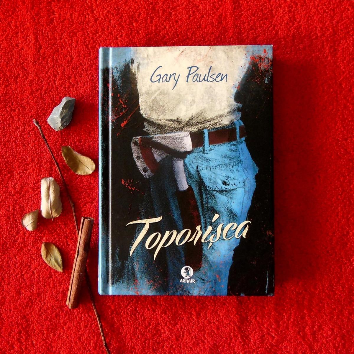 "Recenzie: ""Toporișca"" de Gary Paulsen"